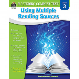 Mastering Complex Text Using Multiple Reading Sources (Gr. 3)