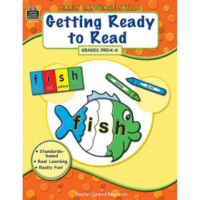 Early Language Skills Getting Ready To Read Gr Pk-K