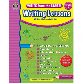 Write from the Start! Writing Lessons (Gr. 3)