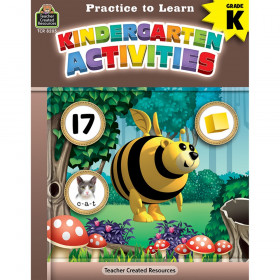 Practice to Learn: Kindergarten Activities Grade K