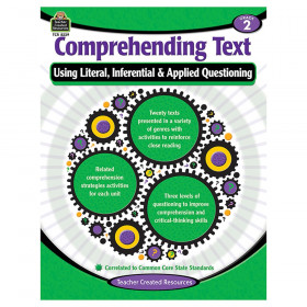 Comprehending Text Book, Grade 2
