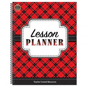 Plaid Lesson Planner