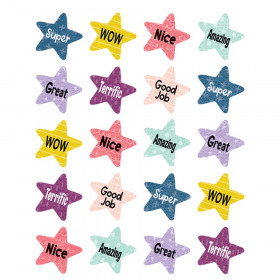 Oh Happy Day Star Rewards Stickers, Pack of 120