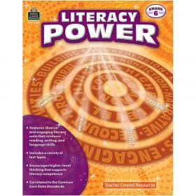 Literacy Power (Gr. 6)