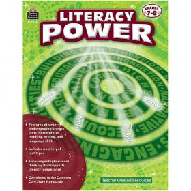 Literacy Power (Gr. 7?8)