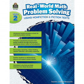 Real-World Math Problem Solving (Gr. 2)