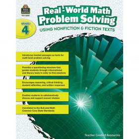 Real-World Math Problem Solving (Gr. 4)