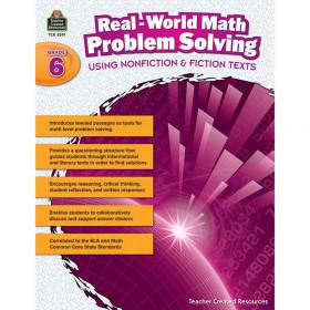 Real-World Math Problem Solving (Gr. 6)