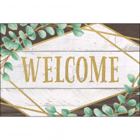 Eucalyptus Welcome Postcards, Pack of 30