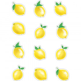 Lemon Zest Mini Accents, Pack of 36