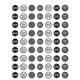 Modern Farmhouse Mini Stickers, Pack of 378