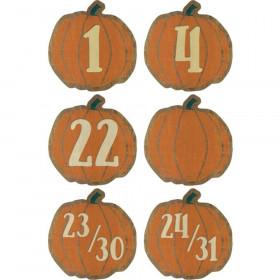 Home Sweet Classroom Pumpkins Calendar Days, Pack of 36