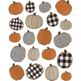 Home Sweet Classroom Pumpkins Stickers, Pack of 120