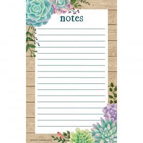 Rustic Bloom Notepad