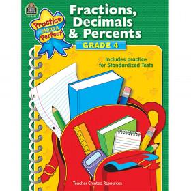 PMP: Fractions, Decimals & Percents (Gr. 4)