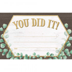 Eucalyptus You Did It! Awards, Pack of 30