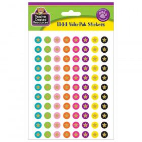 Confetti Stars Mini Stickers Valu-Pak