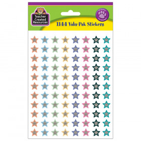 Home Sweet Classroom Stars Mini Stickers Valu-Pak