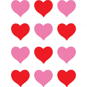 Hearts Mini Accents, Pack of 36