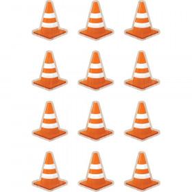 Under Construction Cones Mini Accents