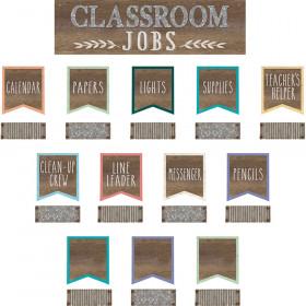 Home Sweet Classroom Classroom Jobs Mini Bulletin Board Set