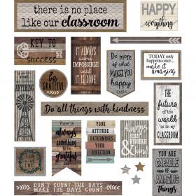 Home Sweet Classroom Mini Bulletin Board Set