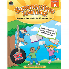 Summertime Learning (Prep. for Gr. K)