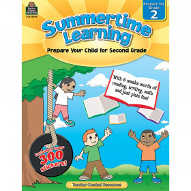 Summertime Learning, Gr 2