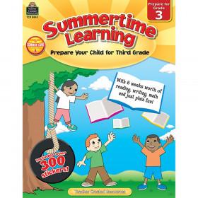 Summertime Learning, Gr 3