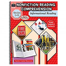 Nonfiction Reading Comprehension: Informational Reading (Gr. 1?2)