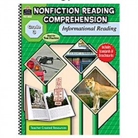 Nonfiction Reading Comprehension: Informational Reading (Gr. 3)