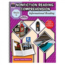 Nonfiction Reading Comprehension: Informational Reading (Gr. 4)