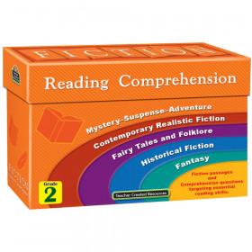 Fiction Reading Comprehension Cards (Gr. 2)