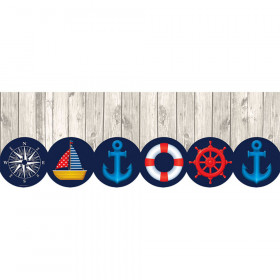 Nautical Big Big Border