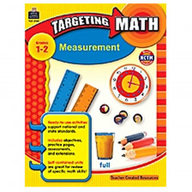 Targeting Math Measurement Gr 1-2