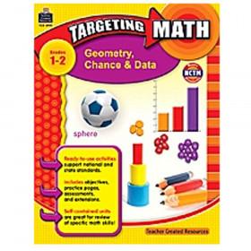 Targeting Math Geometry Chance & Data Gr 1-2