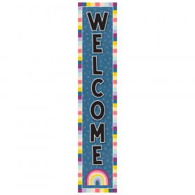 Oh Happy Day Welcome Banner