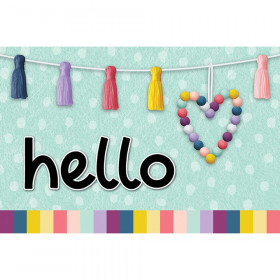 Oh Happy Day Hello Postcards, Pack of 30