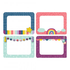 Oh Happy Day Name Tags/Labels - Multi-Pack, Pack of 36