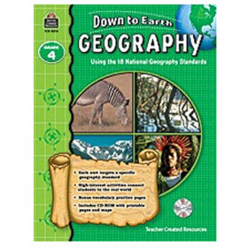 Down to Earth Geography (Gr. 4)