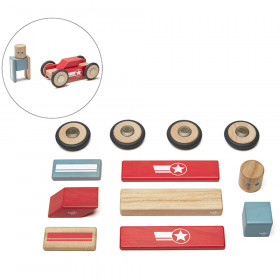 Daredevil Wooden Block Set