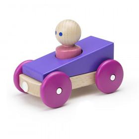 Tegu Magnetic Racers- Purple Racer