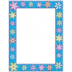 Snowflakes Printer Paper
