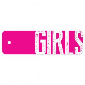 Plastic Hall Pass, Big Type Girls