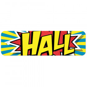 Plastic Hall Pass Action Hall Pass