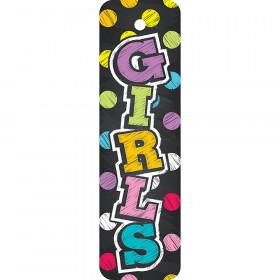 Plastic Hall Pass, Neon Chalk Girls