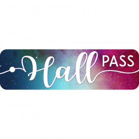 Plastic Hall Pass, Galaxy Script Hall Pass
