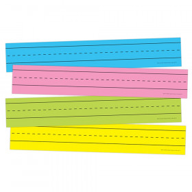 Magnetic Sentence Strips, Bright Assorted