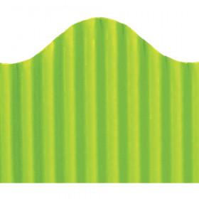 "Trim-Eze Corrugated Border, Lime, 2.25"" x 50'"