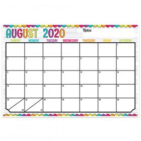 "DIY Dots Desk Academic Calendar, August-July, 13"" x 19"""